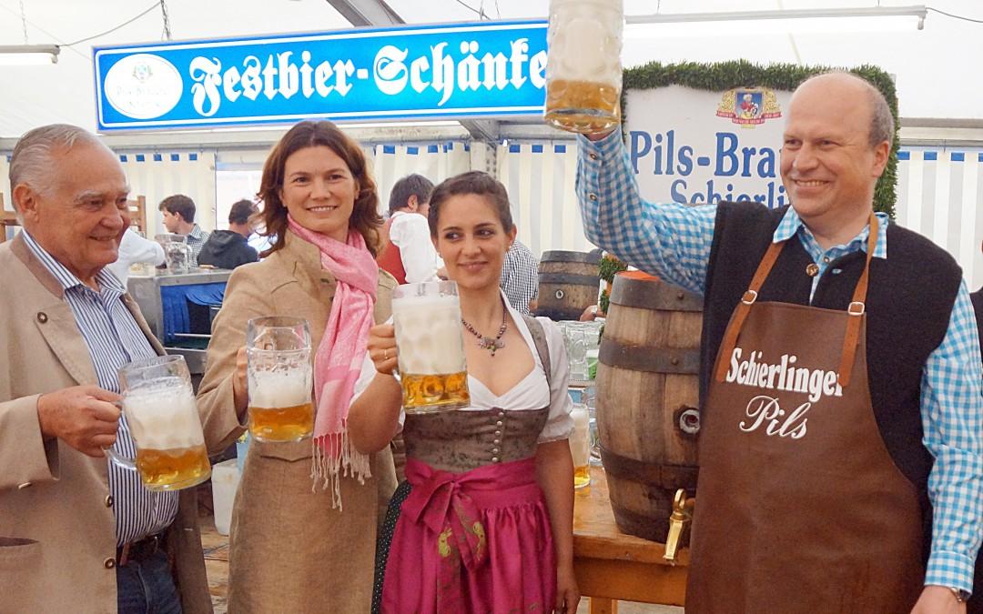 Schierlinger Pfingstvolksfest